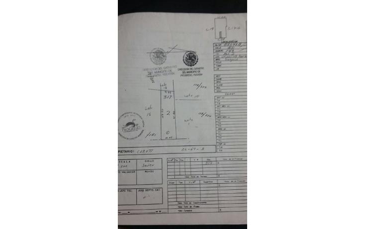 Foto de terreno habitacional en venta en  , chicxulub puerto, progreso, yucatán, 1332363 No. 03