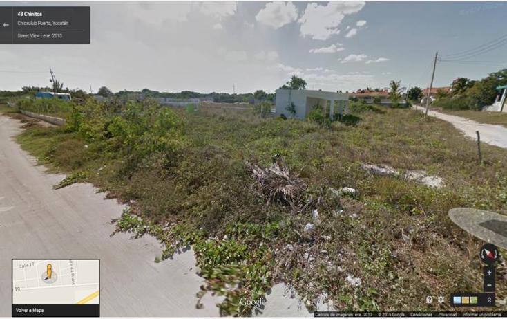 Foto de terreno habitacional en venta en  , chicxulub puerto, progreso, yucatán, 1393281 No. 03