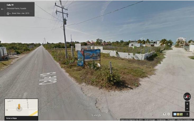 Foto de terreno habitacional en venta en  , chicxulub puerto, progreso, yucatán, 1393281 No. 04