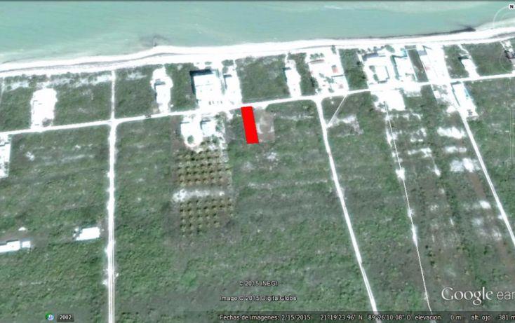 Foto de terreno habitacional en venta en, chicxulub puerto, progreso, yucatán, 1438385 no 01