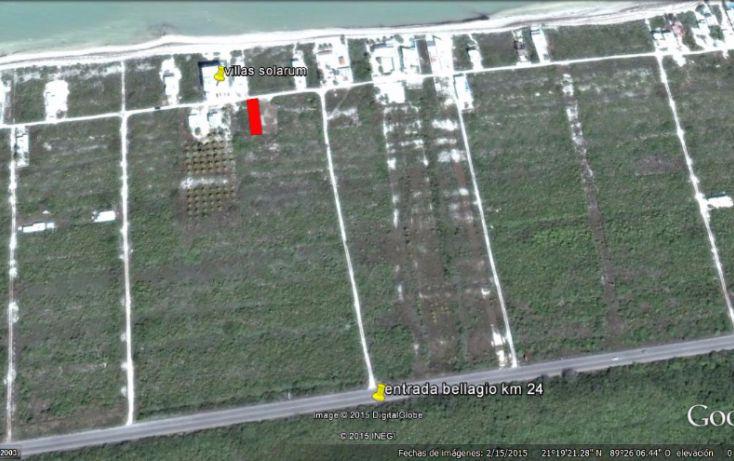 Foto de terreno habitacional en venta en, chicxulub puerto, progreso, yucatán, 1438385 no 02