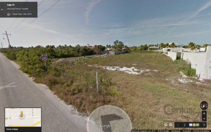 Foto de terreno habitacional en venta en, chicxulub puerto, progreso, yucatán, 1719338 no 02