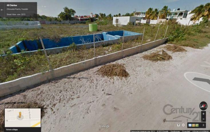 Foto de terreno habitacional en venta en, chicxulub puerto, progreso, yucatán, 1719340 no 02