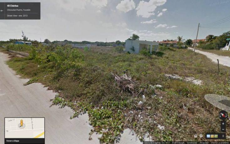Foto de terreno habitacional en venta en, chicxulub puerto, progreso, yucatán, 1719340 no 03
