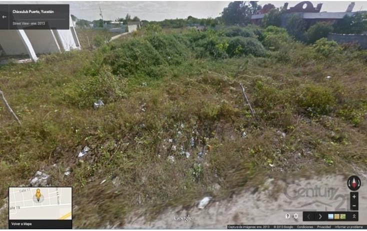 Foto de terreno habitacional en venta en  , chicxulub puerto, progreso, yucat?n, 1860556 No. 03