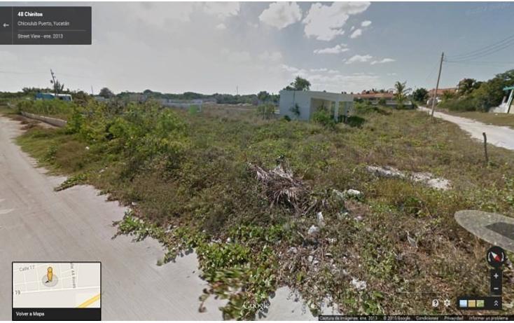 Foto de terreno habitacional en venta en  , chicxulub puerto, progreso, yucatán, 1860558 No. 03