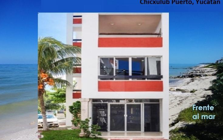 Foto de casa en venta en  , chicxulub puerto, progreso, yucatán, 1927665 No. 01