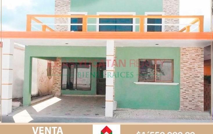 Foto de casa en venta en  , chicxulub puerto, progreso, yucatán, 3425989 No. 01