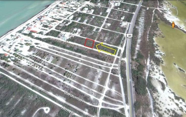 Foto de terreno habitacional en venta en, chicxulub puerto, progreso, yucatán, 937791 no 01