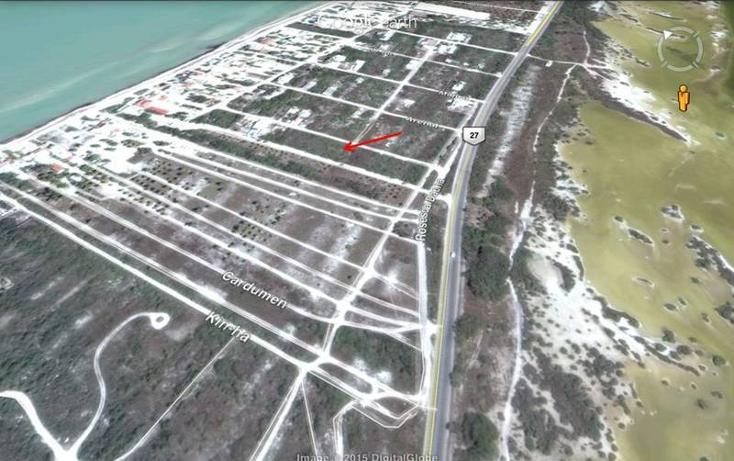 Foto de terreno habitacional en venta en  , chicxulub puerto, progreso, yucatán, 937791 No. 26