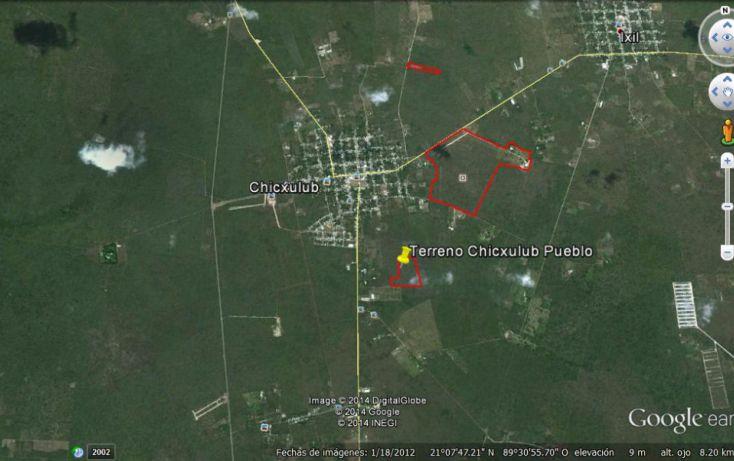 Foto de terreno habitacional en venta en, chicxulub puerto, progreso, yucatán, 945649 no 02