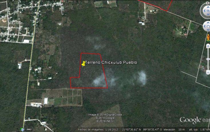 Foto de terreno habitacional en venta en, chicxulub puerto, progreso, yucatán, 945649 no 03