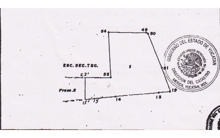 Foto de terreno habitacional en venta en  , chicxulub puerto, progreso, yucatán, 945649 No. 04