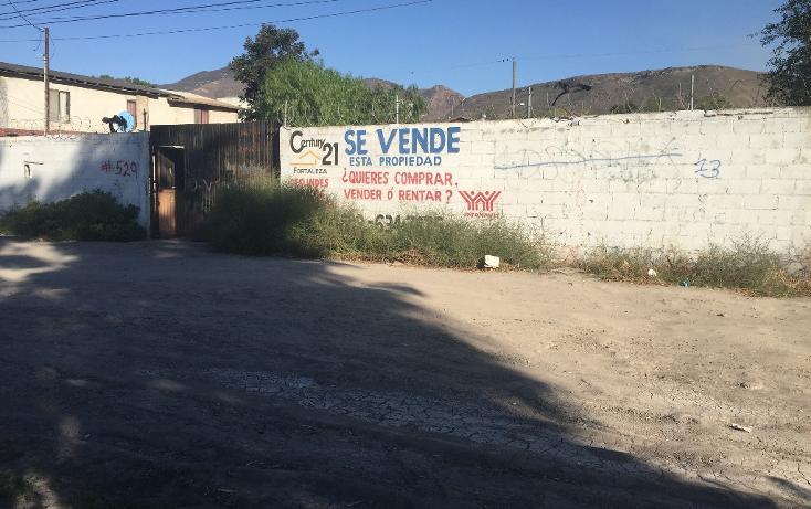 Foto de terreno habitacional en venta en  , colas del matamoros, tijuana, baja california, 1720718 No. 01