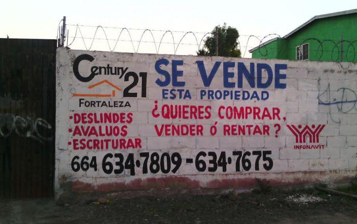Foto de terreno habitacional en venta en chihuahua 529, colas del matamoros, tijuana, baja california norte, 1720718 no 02