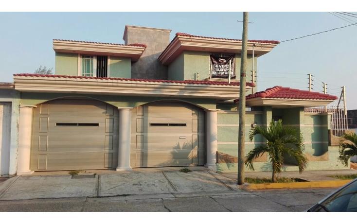 Foto de casa en venta en  , petrolera, coatzacoalcos, veracruz de ignacio de la llave, 1928584 No. 01