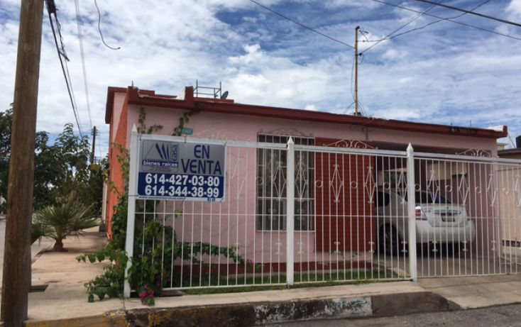 Foto de casa en venta en, chihuahua i, chihuahua, chihuahua, 1298939 no 01