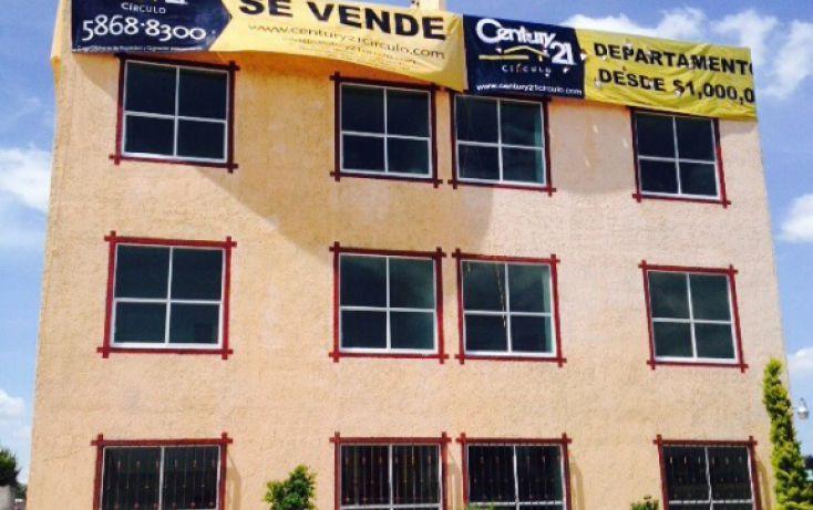 Foto de departamento en venta en chihuahua lt 17 n 17, pueblo nuevo de san pedro, zumpango, estado de méxico, 1707968 no 01