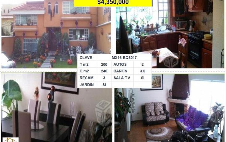 Foto de casa en venta en  , chiluca, atizapán de zaragoza, méxico, 1705978 No. 01