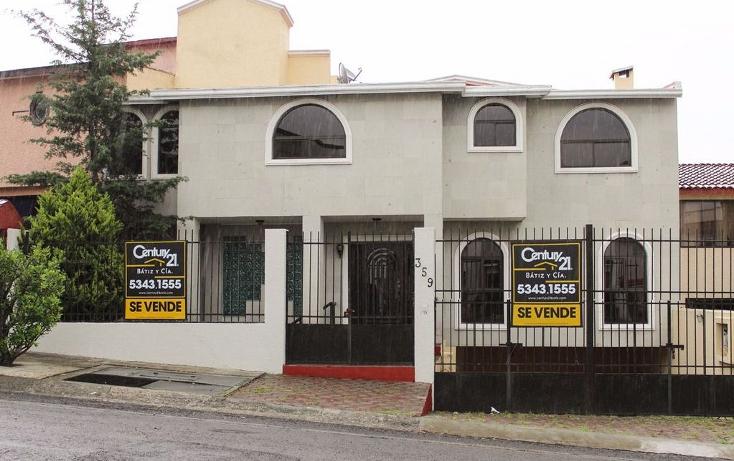 Foto de casa en venta en  , chiluca, atizapán de zaragoza, méxico, 1948012 No. 01