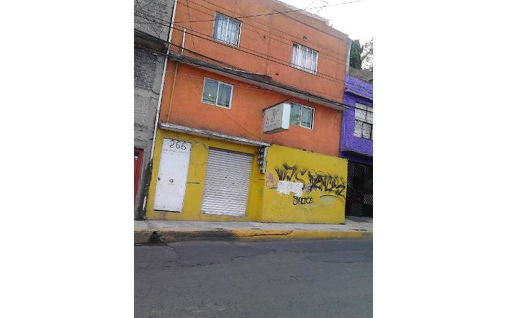 Foto de edificio en venta en  , chimalcoyotl, tlalpan, distrito federal, 1091841 No. 02