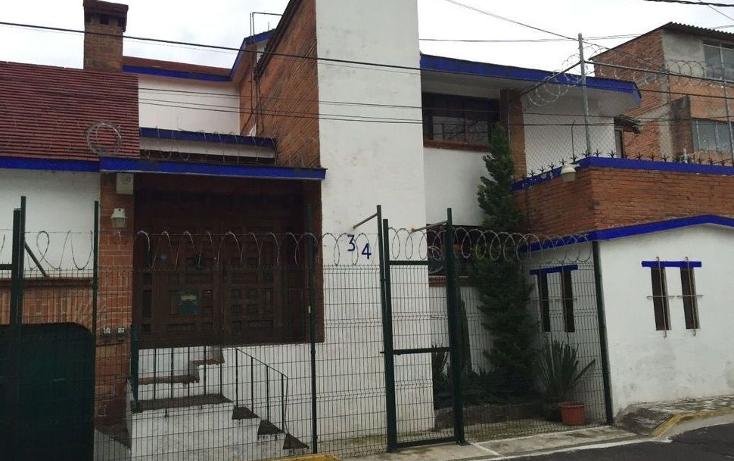 Foto de casa en venta en  , chimalcoyotl, tlalpan, distrito federal, 1436613 No. 01