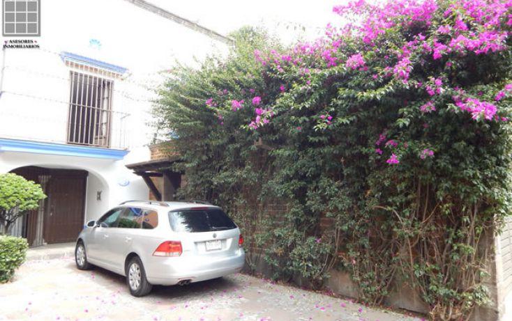 Foto de casa en venta en, chimalistac, álvaro obregón, df, 1868765 no 01