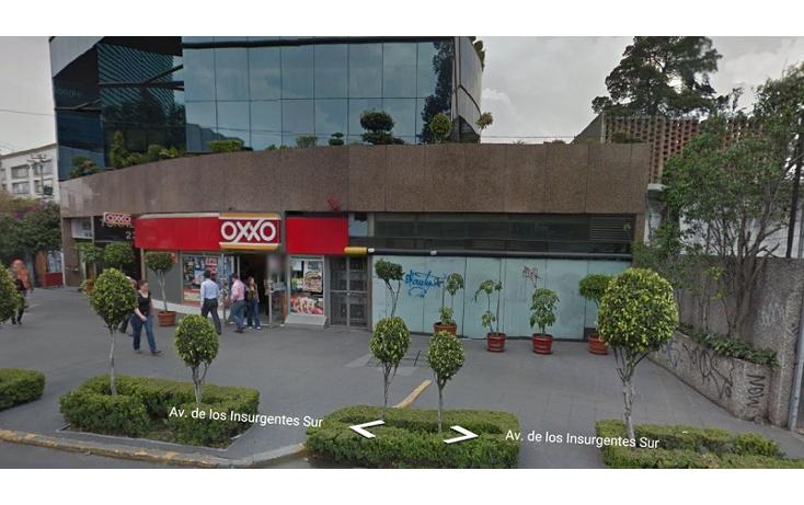 Foto de oficina en renta en  , chimalistac, álvaro obregón, distrito federal, 1741992 No. 01