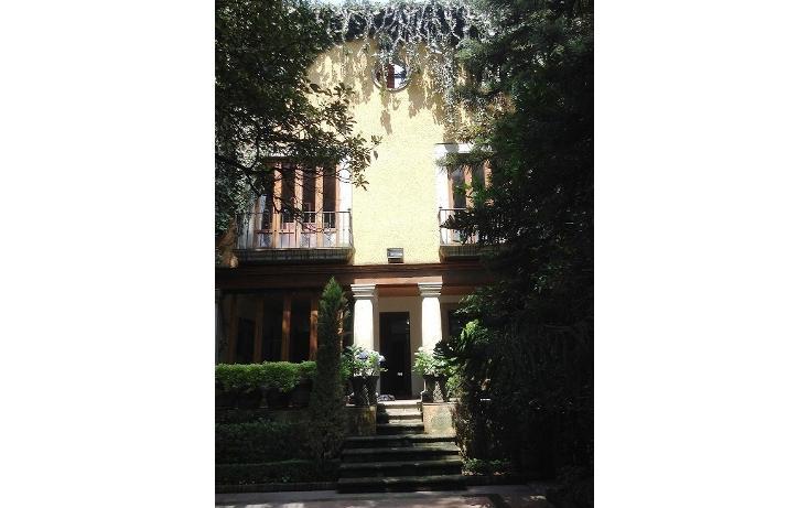 Foto de casa en venta en  , chimalistac, álvaro obregón, distrito federal, 1855556 No. 01