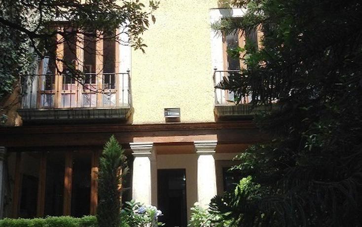 Foto de casa en renta en  , chimalistac, álvaro obregón, distrito federal, 1969643 No. 01