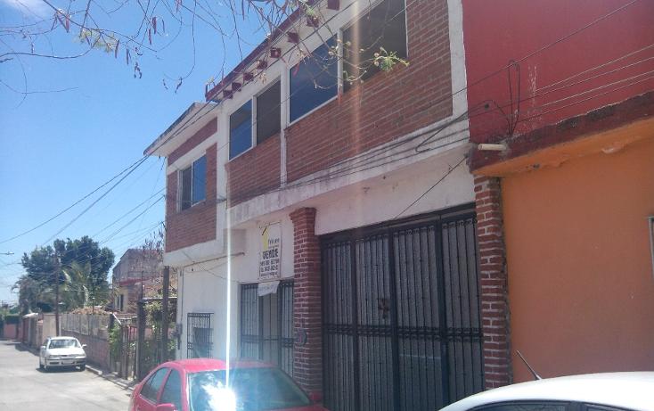 Foto de casa en venta en  , chipitlán, cuernavaca, morelos, 1557834 No. 01