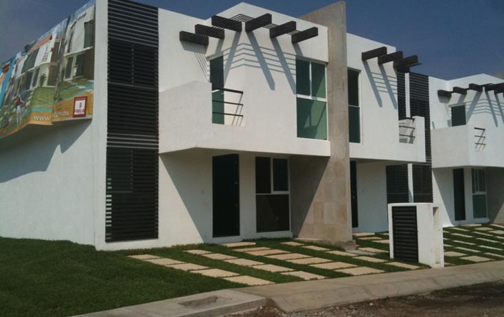 Foto de casa en venta en  , chipitlán, cuernavaca, morelos, 447835 No. 01