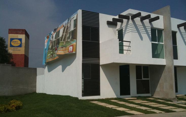 Foto de casa en venta en  , chipitlán, cuernavaca, morelos, 447835 No. 02