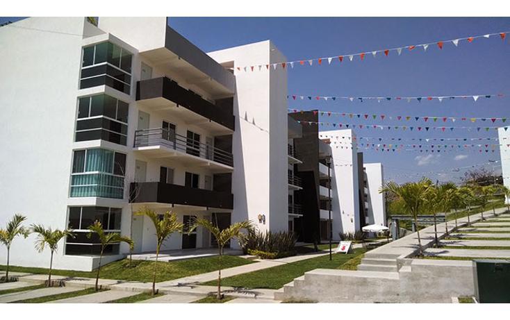 Foto de departamento en venta en  , chipitlán, cuernavaca, morelos, 801525 No. 01