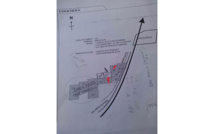 Foto de terreno comercial en venta en  , chochola, chocholá, yucatán, 1096843 No. 04