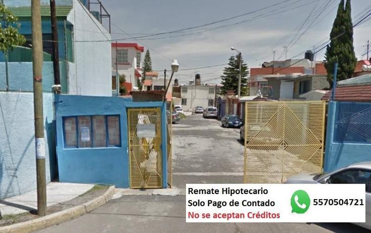 Foto de departamento en venta en chohui 1, rinconada de aragón, ecatepec de morelos, méxico, 1826584 No. 01