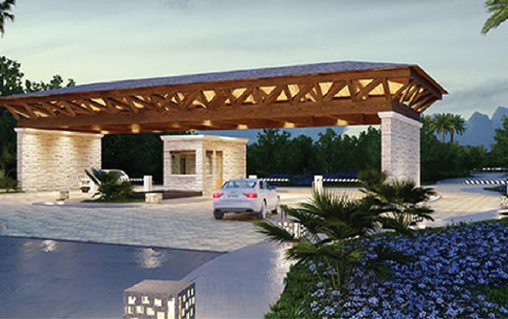 Foto de terreno habitacional en venta en  , cholul, mérida, yucatán, 1040657 No. 01