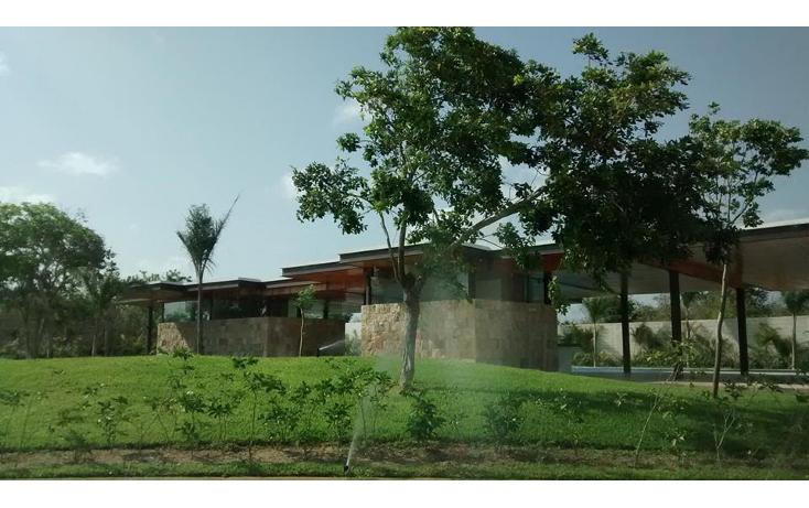 Foto de terreno habitacional en venta en  , cholul, mérida, yucatán, 1040657 No. 02