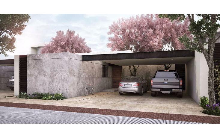 Foto de casa en venta en  , cholul, mérida, yucatán, 1045671 No. 01