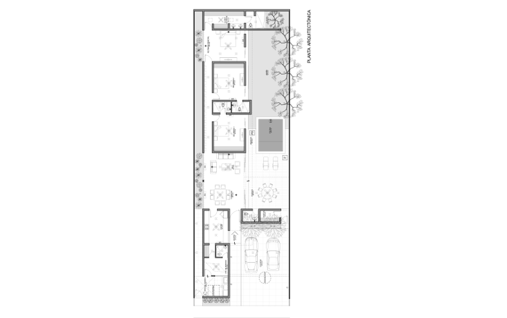 Foto de casa en venta en  , cholul, mérida, yucatán, 1045671 No. 07