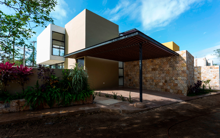 Foto de casa en venta en  , cholul, m?rida, yucat?n, 1045739 No. 01