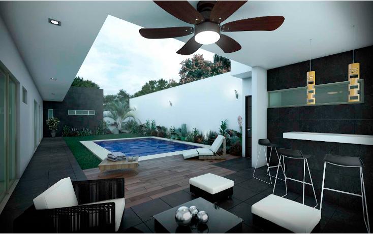 Foto de casa en venta en  , cholul, mérida, yucatán, 1046807 No. 01