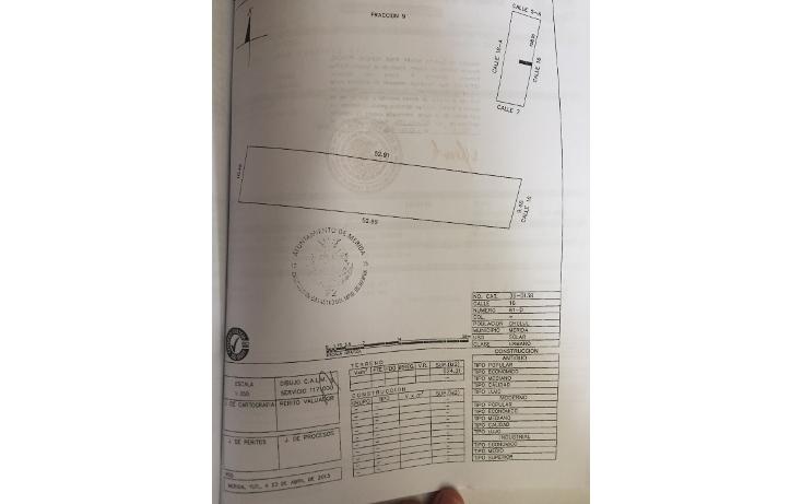 Foto de terreno habitacional en venta en  , cholul, m?rida, yucat?n, 1049081 No. 01