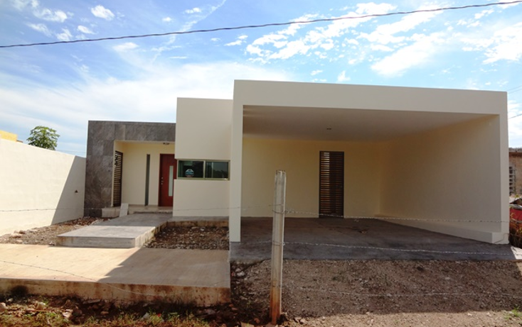 Foto de casa en venta en  , cholul, mérida, yucatán, 1051907 No. 01
