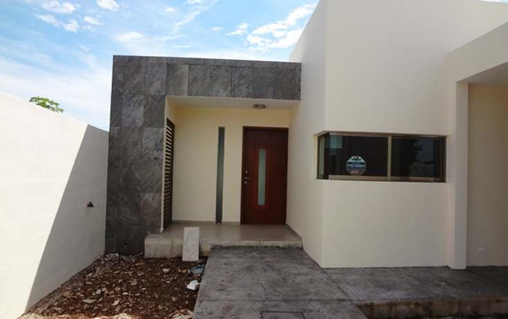 Foto de casa en venta en  , cholul, mérida, yucatán, 1051907 No. 02