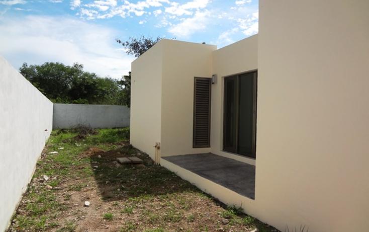 Foto de casa en venta en  , cholul, mérida, yucatán, 1051907 No. 05