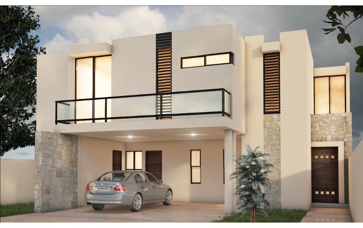 Foto de casa en venta en  , cholul, mérida, yucatán, 1059821 No. 01