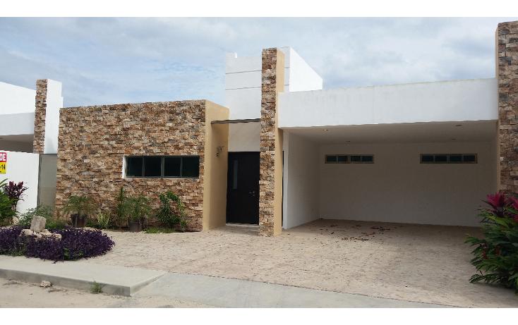 Foto de casa en venta en  , cholul, mérida, yucatán, 1061507 No. 01