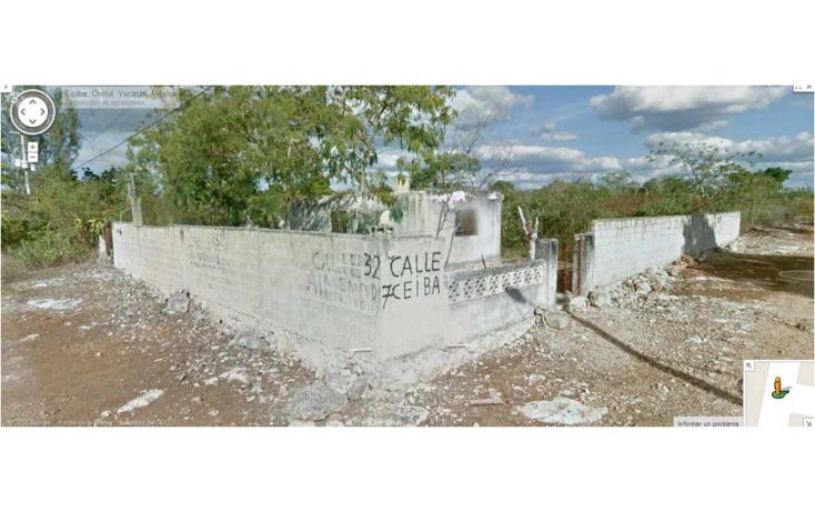 Foto de terreno habitacional en venta en  , cholul, mérida, yucatán, 1062225 No. 02