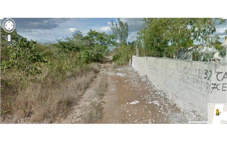 Foto de terreno habitacional en venta en  , cholul, mérida, yucatán, 1062225 No. 03